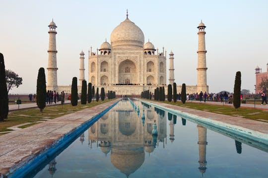 Taj Mahal Three-Day Private Tour