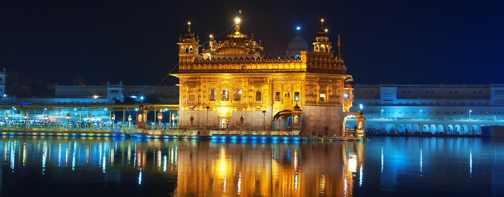 Amritsar Two-day Tour with Flights