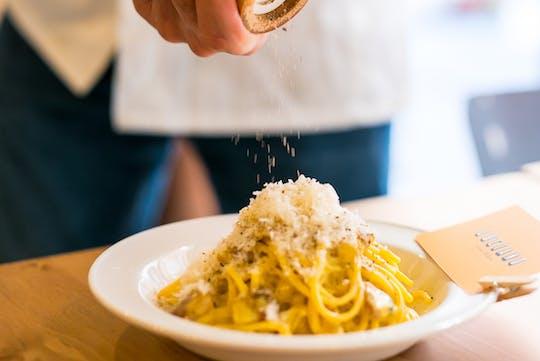 Excursão de segway em Roma com almoço preparado por um chef Michelin