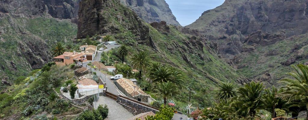Masca i Teide - wycieczka VIP