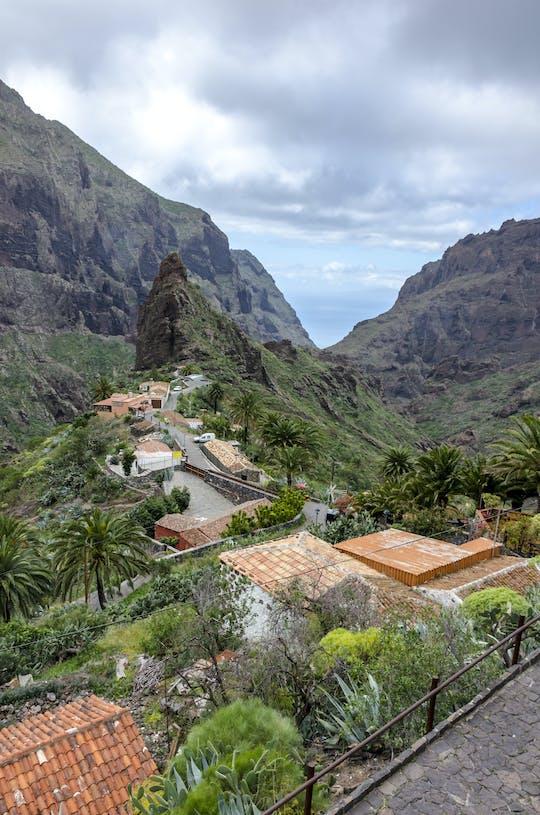 VIP Masca und Teide Tour - aus dem Norden