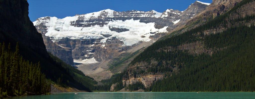 7-dniowa wycieczka po obozach Rockies w zachodniej Kanadzie