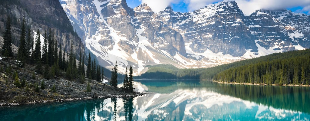 7 day Western Canada Rockies lodging tour