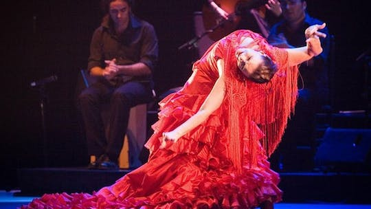 Tapas and wine walking tour with Flamenco experience