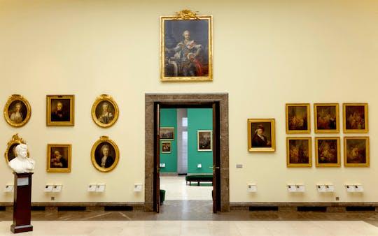 Галерея 19-го века польское искусство в суконные входной билет