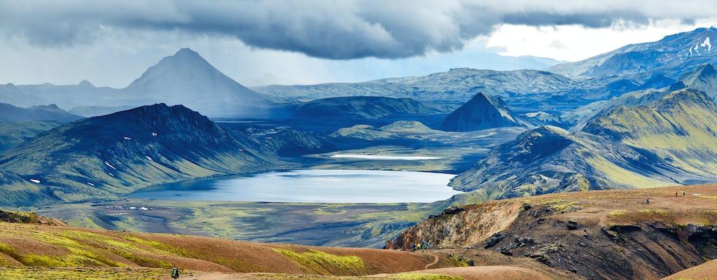 Landmannalaugar hiking day-tour