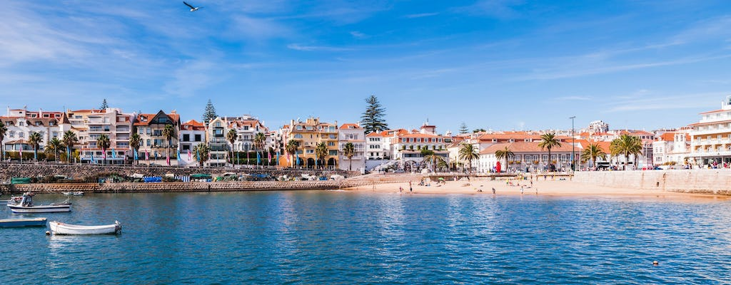 Sintra and Cascais guided tour from Lisbon