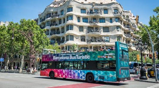Barcelona Bus Turístic hop-on hop-off tickets