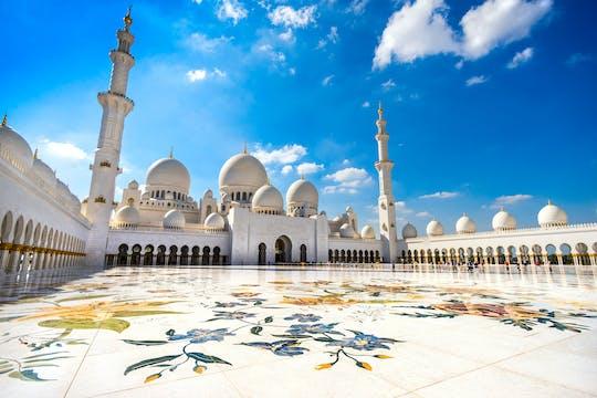 Tour di Abu Dhabi di mezza giornata da Abu Dhabi