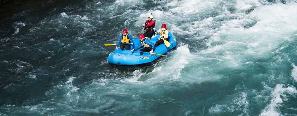 Rafting Gullfoss Canyon