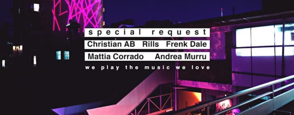 We Play The Music We Love 'special Request' Feat. Christian Ab