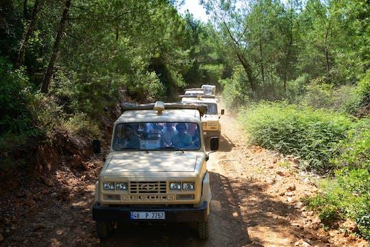 Excursion safari hors-piste en 4x4 à Marmaris