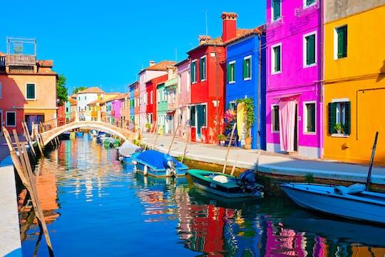 Gita alle isole di Venezia da Roma