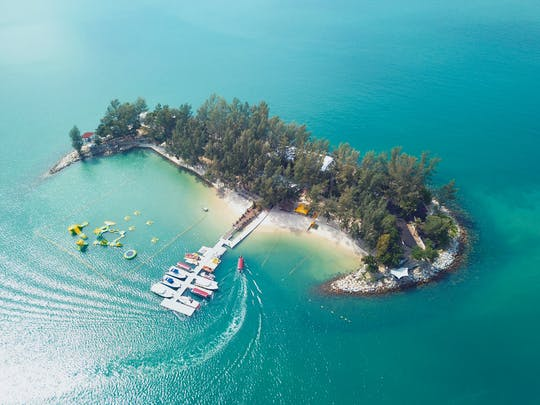 Full-day Silver access to Paradise 101 in langkawi