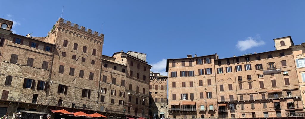 Pisa, Siena, San Gimignano and Chianti day trip with lunch and wine tasting