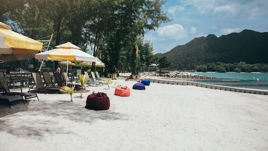 Full-day Gold access to paradise 101 in Langkawi