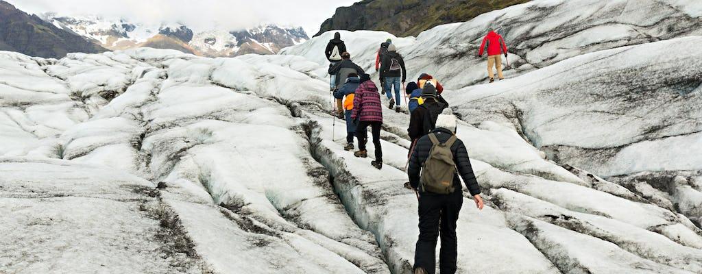 Тур в леднике Эксплорер