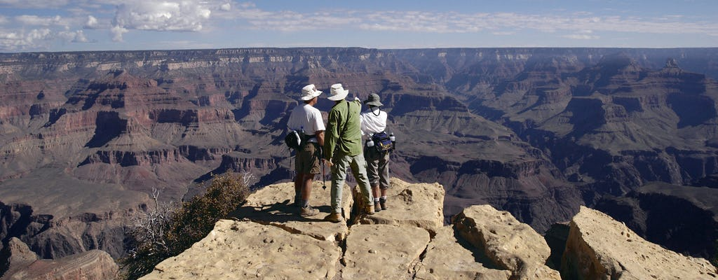 Two day Grand Canyon national park lodging tour