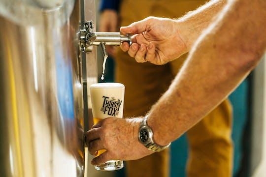 Tour della degustazione della birra alle Mauritius
