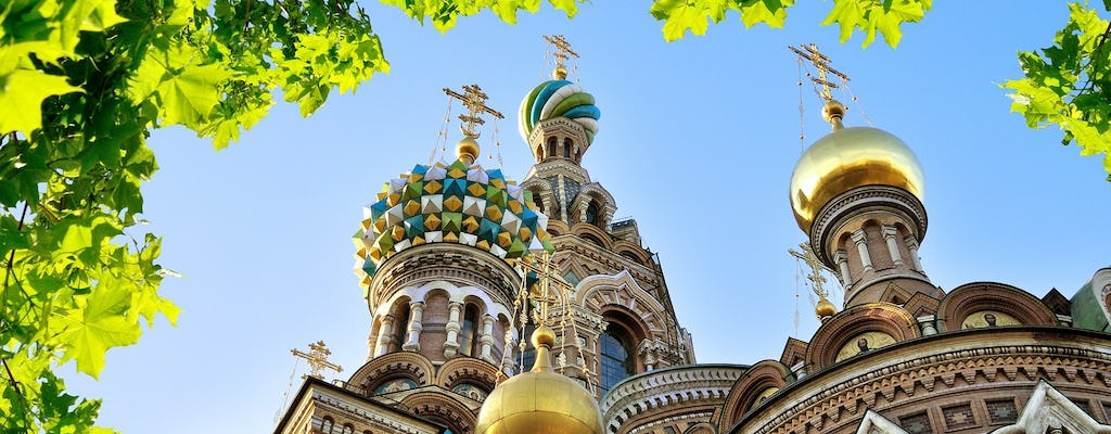 St Petersburg Cathedrals Tour