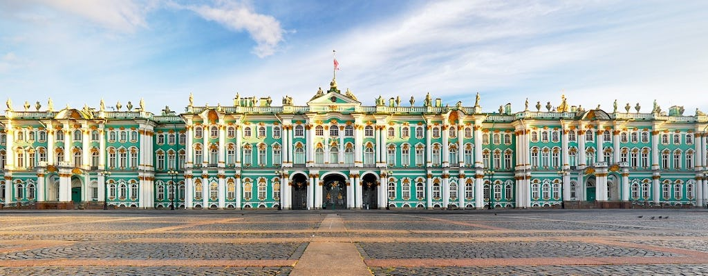St Petersburg small-group State Hermitage Museum tour