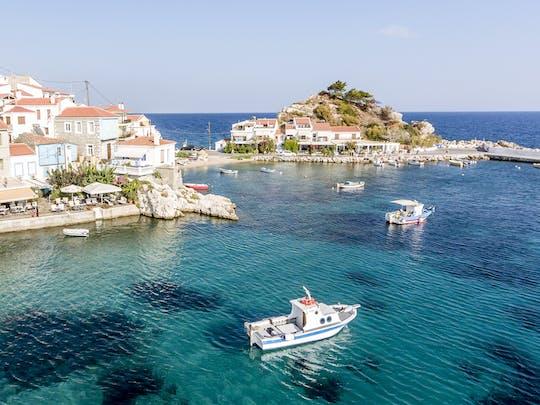 Dagtocht naar het Griekse Samos