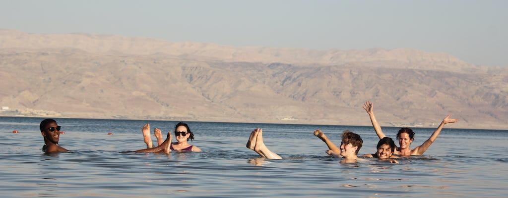 Tour de Masada, Ein Gedi y el Mar Muerto desde Tel Aviv
