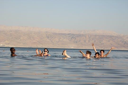 Excursão Masada, Ein Gedi e Mar Morto saindo de Tel Aviv