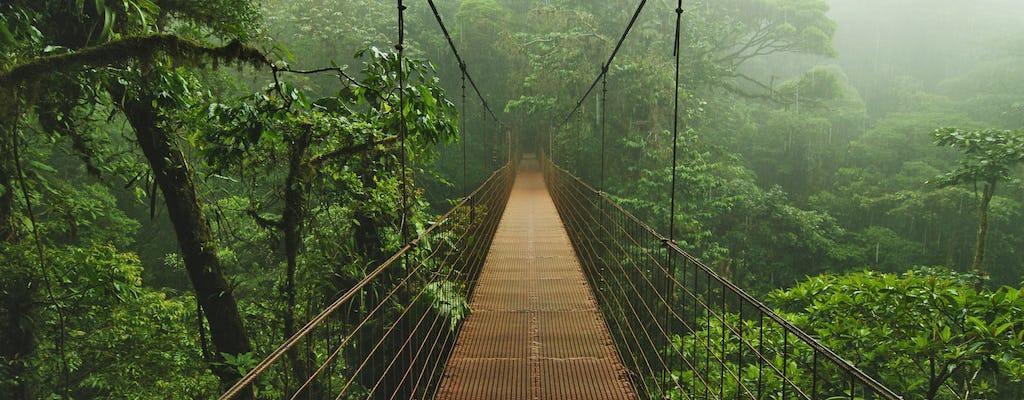 Sky Walk Montverde Tour