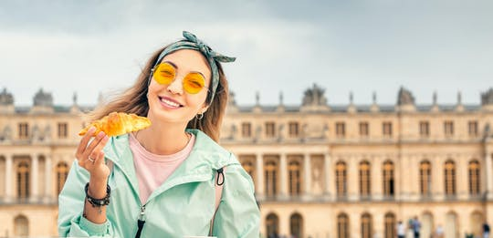 Без очереди билеты в Версальский дворец и завтрак в ресторане руды