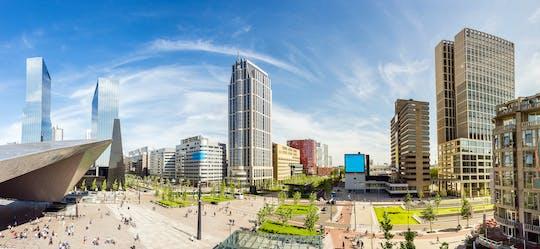 Aspectos destacados privados del tour en bicicleta de Rotterdam
