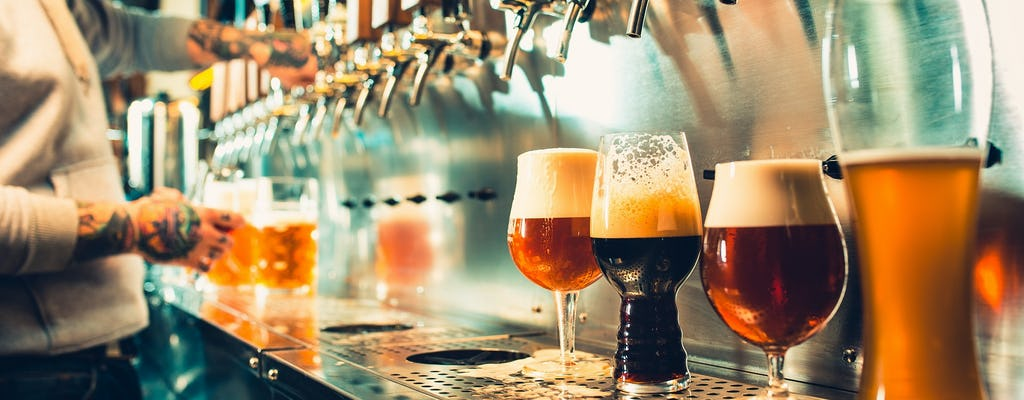 Craft beer tour in Wrocław