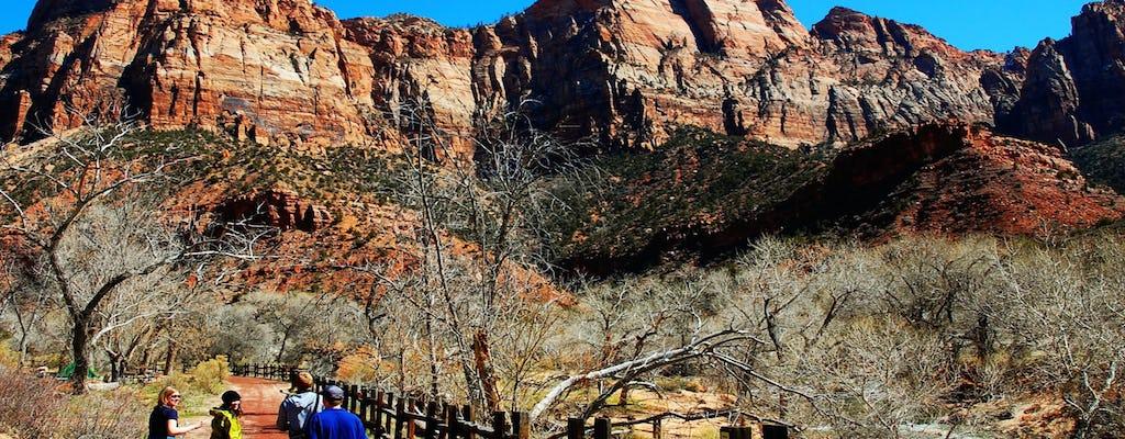 Parc national de Zion et de Bryce, visite de 2 jours avec hébergement