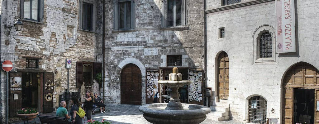 Visit to the Gypsea art workshop and Bargello Fountain ritual
