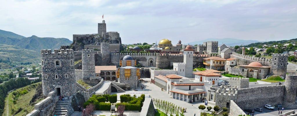 Tour privato alle fortezze medievali Rabati, Vardzia e Khertvisi