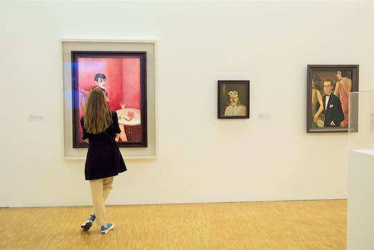 Guided tour of the must-sees of Modern Art at Centre Pompidou