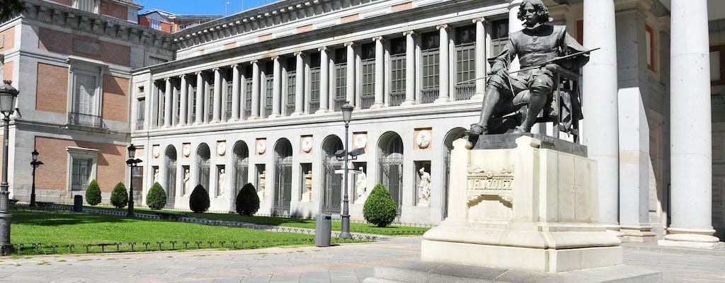 Small-group guided tour to the Prado Museum in English