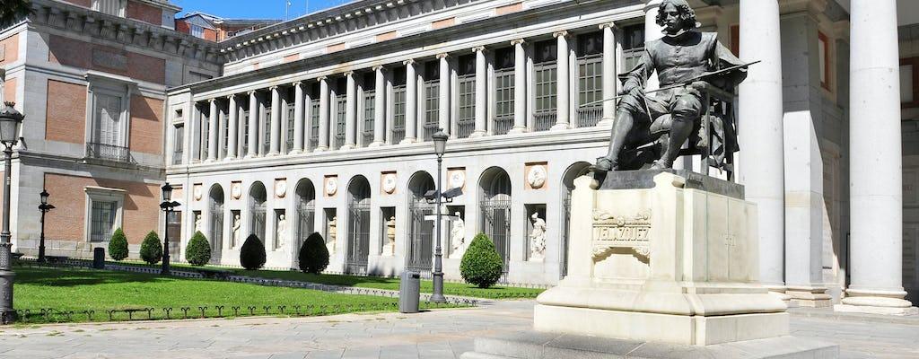 Wycieczka w małej grupie z przewodnikiem do Muzeum Prado w języku angielskim