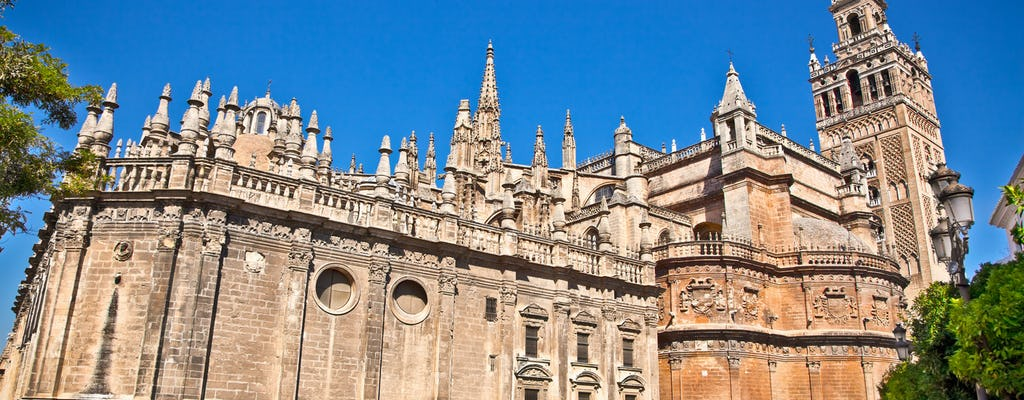 Seville Cathedral skip-the-line tickets and guided tour