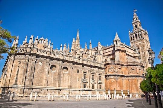 Entradas sin colas a la catedral de Sevilla y visita guiada