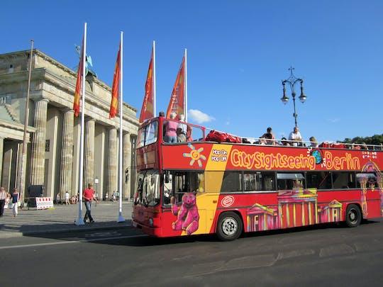 Berlin 24 oder 48 Stunden Hop-On-Hop-Off-Bustour