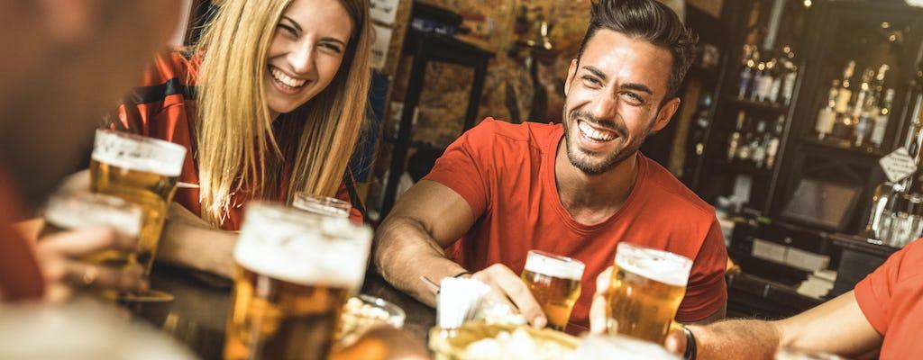 Частная дегустация пива в Кракове