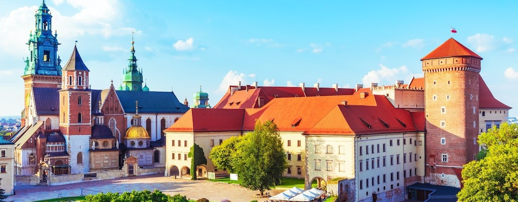 Skip-the-line Wawel Castle and Old Town 4-hour guided tour in Krakow