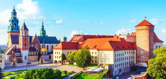 Tour guidato di 4 ore al castello di Wawel e alla città vecchia di Cracovia