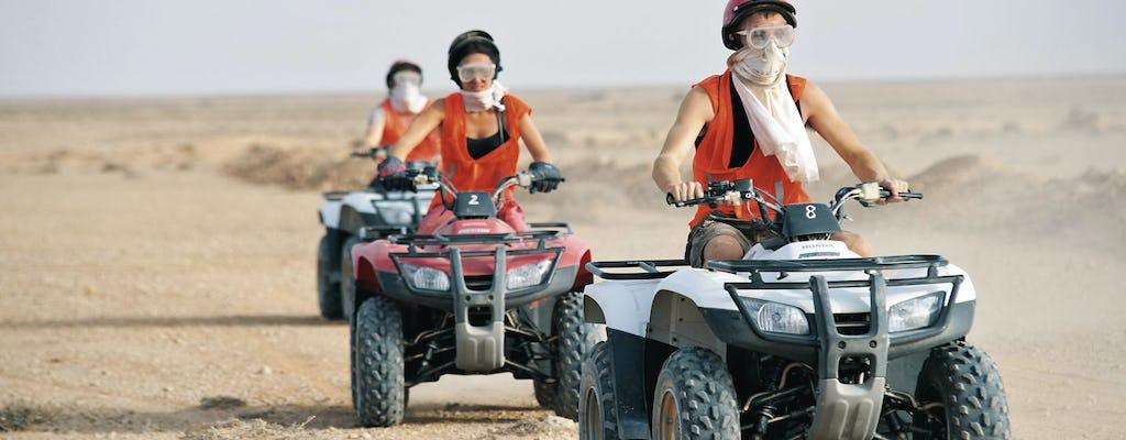Marsa Alam Desert Quad Tour