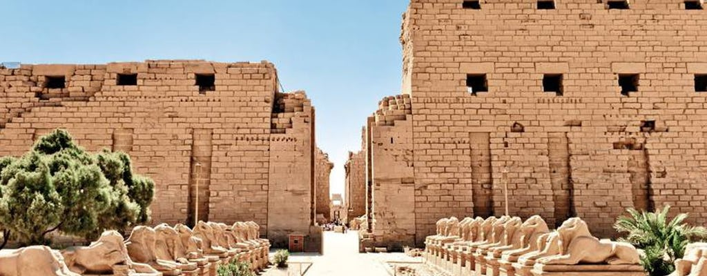 Discover Luxor