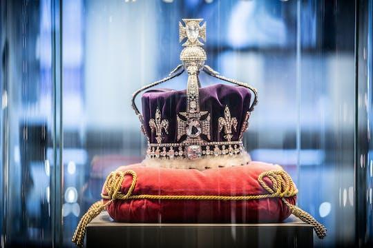 The royal experience diamonds tour