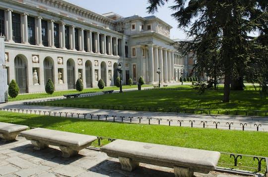 Muzeum Prado i Museo Reina Sofia: zwiedzanie z przewodnikiem
