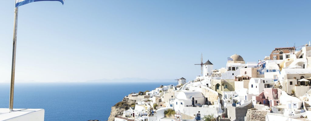 Wunderschönes Santorini