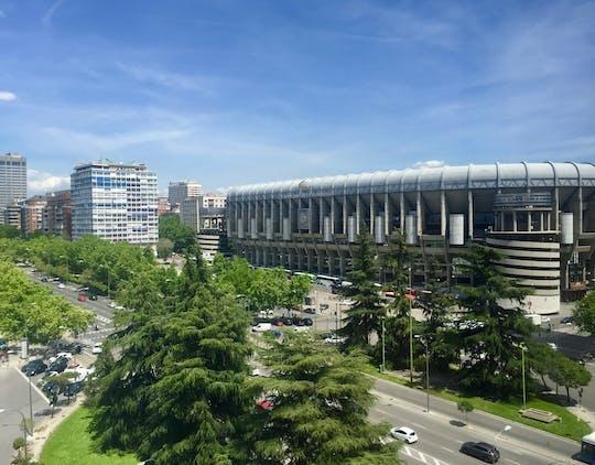 Visita privada sin colas al estadio Santiago Bernabéu